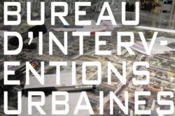 Bureau d'intervention urbaine