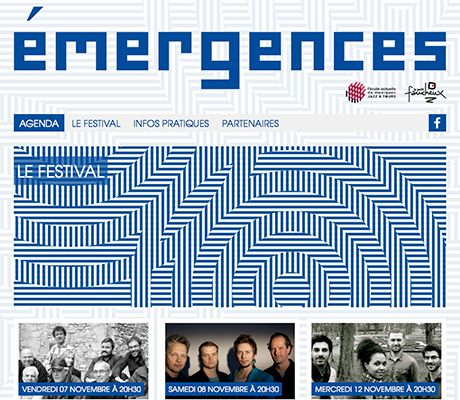 Festival Emergences