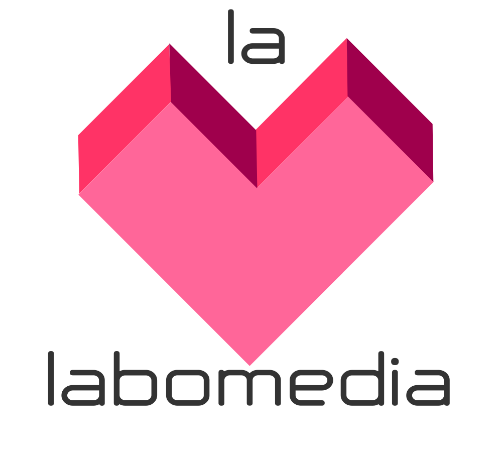 Logo de l'association la Labomedia